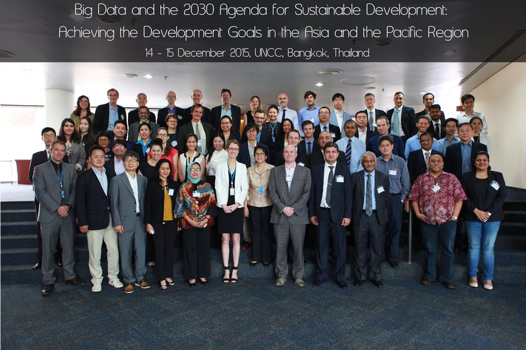 UN EGM on Big Data and the 2030 Sustainable Development Agenda