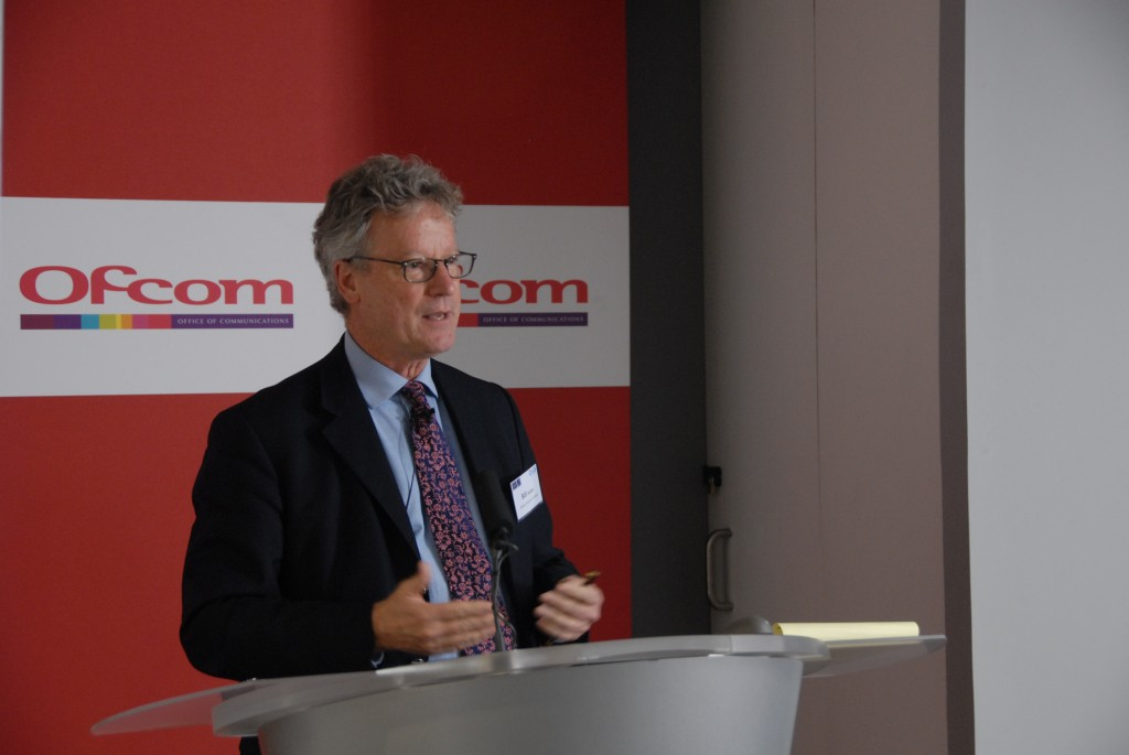 The OII's William Dutton presents on 'cultures of the Internet', OxIS 2013 launch