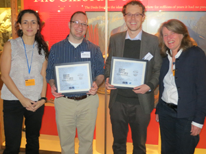 IPP2012 Convenors and Prize Winners