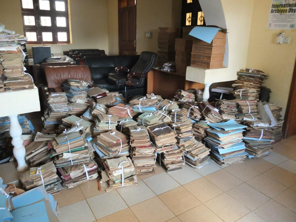 The Juba Archives