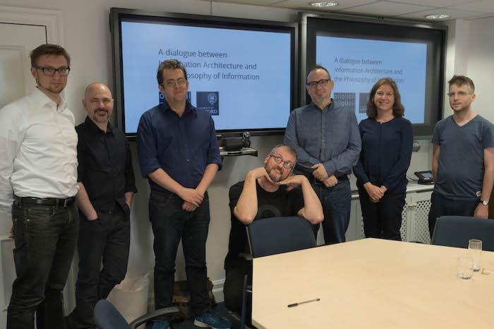 Photograph of workshop participants by David Peter Simon.